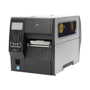 "Zebra® ZT410 14 in/s Serial Direct Thermal/Thermal Transfer Printer, 4.49"" - 39"", 300 dpi"