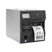 Zebra ZT400 Series Direct Thermal/Thermal Transfer Monochrome Label Printer, 14 ips, 203 dpi (ZT41042-T210000Z)