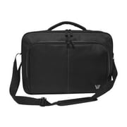 "V7 Vantage 2 Black Gucci Nylon Frontload Carrying Case for 16"" Notebook (CCV21-9N)"