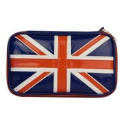 Urban Factory Vinyl Hard Disk Sleeve, UK Flag
