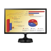 "LG 22MC37D-B/US 22"" 1080p FullHD LED-Backlit LCD Monitor, High Glossy Black/Textured Black/Black Hairline"