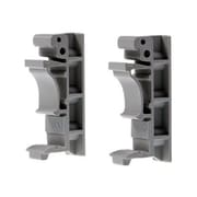 Brainboxes DIN-Rail Mounting Rail Kit For 1 & 2-Port Network Equipment