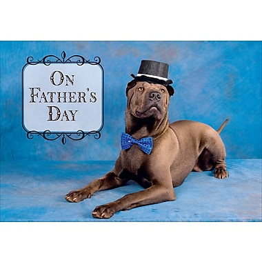 On Father's Day, Dog, 18/Pack