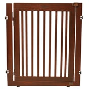 Dynamic Accents Amish Handcrafted 36'' Citadel Pressure Mount Pet Gate
