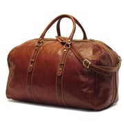 Floto Imports Venezia 22'' Leather Travel Duffel
