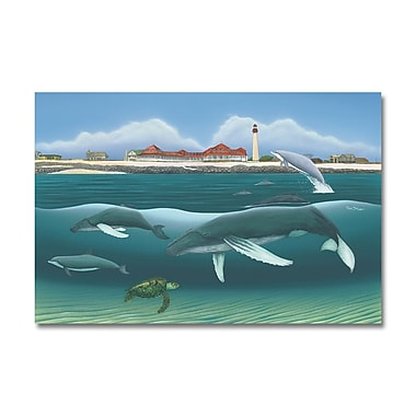 Ready2hangart 'The Endangered Species' by David Dunleavy Graphic Art on Canvas