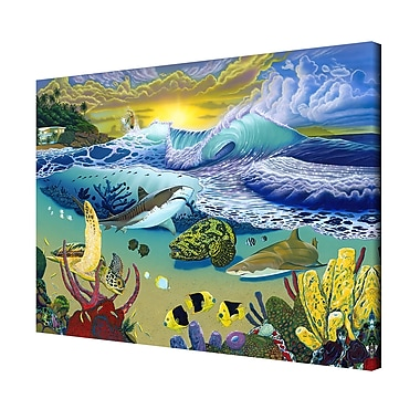 Ready2hangart 'Rincon' by David Dunleavy Graphic Art on Canvas