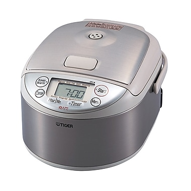 Tiger 3-Cups Microcomputer Controlled Rice Cooker