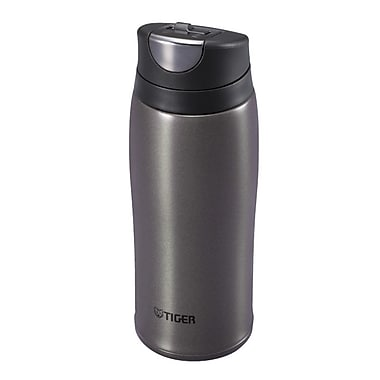 Tiger 0.36L SS Thermal Ware, Gun Metallic Black