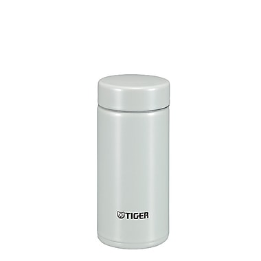 Tiger 0.2L Stainless Steel Thermal Ware (Mmp-G020), White