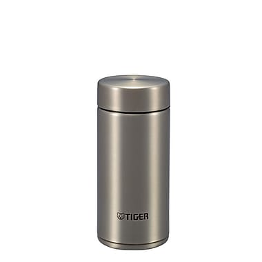 Tiger 0.2L Stainless Steel Thermal Ware (Mmp-G020), Stainless Clear