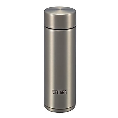 Tiger 0.3L Stainless Steel Thermal Ware (Mmp-G030), Stainless Clear