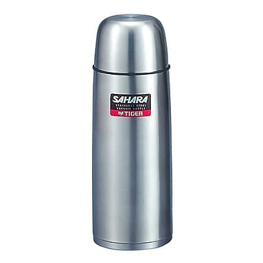 Tiger 0.5L Stainless Steel Thermal Ware, Stainless Blue