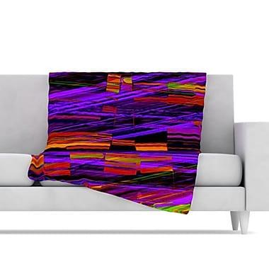 KESS InHouse Threads Fleece Throw Blanket; 40'' L x 30'' W