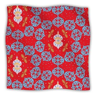 KESS InHouse Frosted by Miranda Mol Throw Blanket; 40'' H x 30'' W x 1'' D