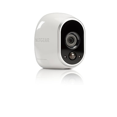 Netgear Arlo Smart Home Add-On Indoor/Outdoor Wireless High-Definition Security Camera
