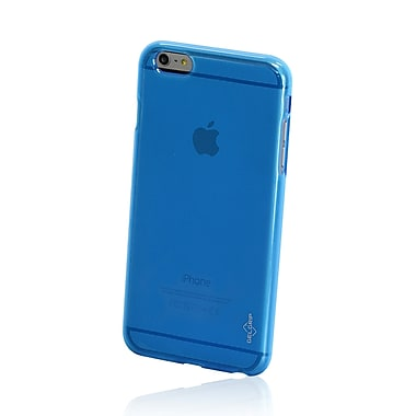 Gel Grip – Étui à enveloppe en gel de la collection Classic pour iPhone 6 Plus, bleu