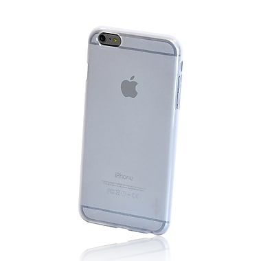 Gel Grip – Étui à enveloppe en gel de la collection Classic pour iPhone 6 Plus, transparent
