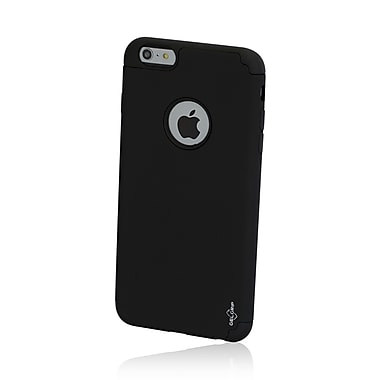 Gel Grip Iphone 6 Plus Dualkase, Black & Black