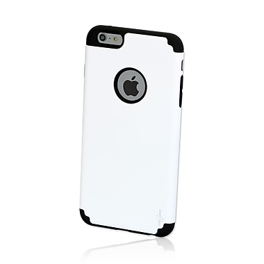Gel Grip Iphone 6 Plus Dualkase, White & Black