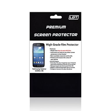 LBT Samsung Galaxy Core Lte HD Screen Protector