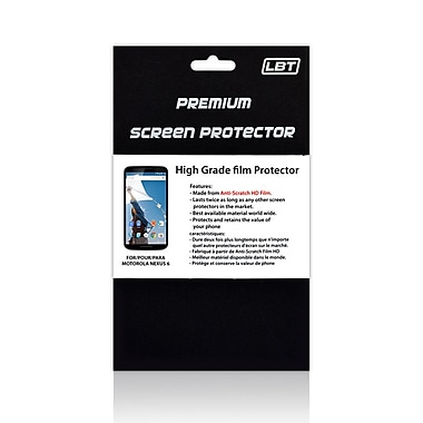 LBT Nexus 6 HD Screen Protector