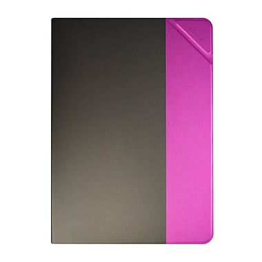 Logiix Chromia Case for iPad Air 2, Charcoal/Pink