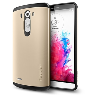 Spigen Slim Armor Case for Lg G3, Champagne Gold