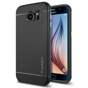 Spigen Neo Hybrid Case for Samsung Galaxy S6, Metal Slate