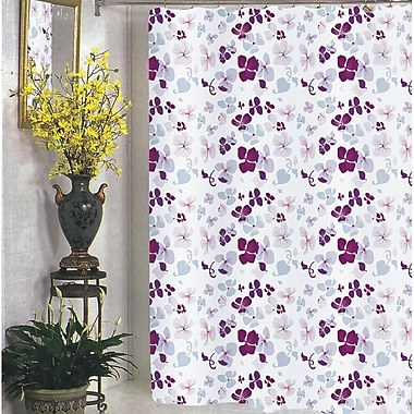 Carnation Home Fashions Joanne Shower Curtain