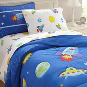Wildkin Olive Kids Cotton Comforter Set; Twin