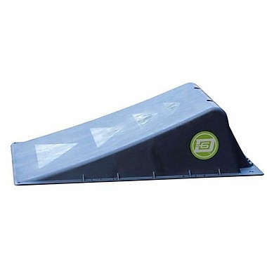 D6 Sports – Mini rampe simple pour planche à roulettes
