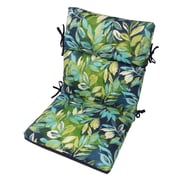 Comfort Classics Channeled Lounge Chair Outdoor