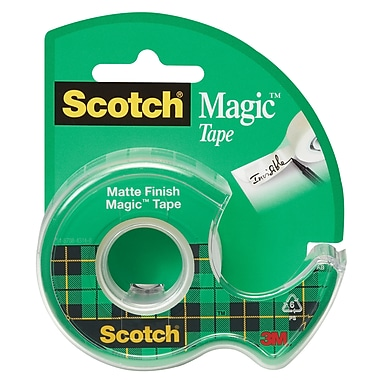 Scotch® - Ruban Magic, 19 mm x 16,5 m