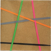 "Quartet® Cork Tile with Elastics, 12"" x 12"""