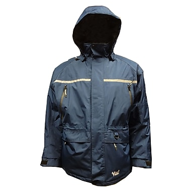 Tempest Trizone 3 in 1 Jacket, Small, Solid Navy