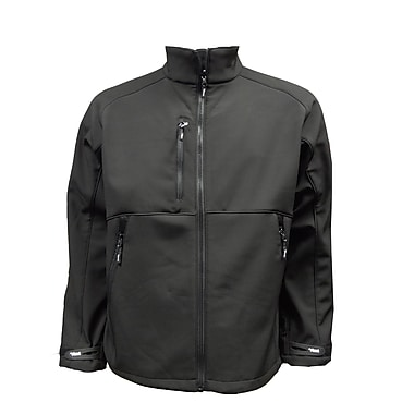 Viking Soft Shell Jacket, 3XL, Black
