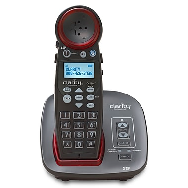 Clarity Professional C4220+ Extra Loud Cordless Speaker Phone with Caller ID