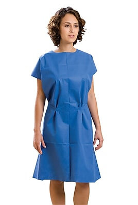 Graham Medical FabriWear Disposable Exam Gown