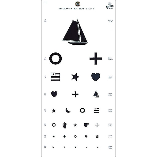 Optometry Charts Kindergarten Eye Chart Https Www Staples 3p S7 Is