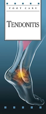 Krames® Foot Care Brochures; Tendonitis