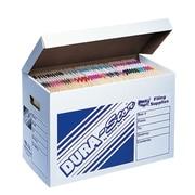 Medical Arts Press® End-Tab Storage Boxes; Carton of 12