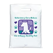 Medical Arts Press®Veterinary Non-Personalized 2-Color Jumbo Supply Bags; Veterinary Care