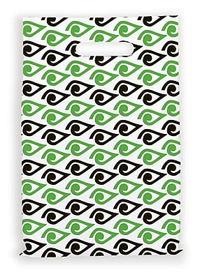 Large Scatter-Print Supply Bags, Eyes