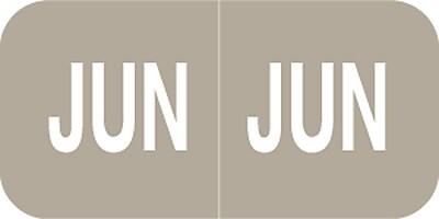 Medical Arts Press® Smead® Compatible Month Labels; June
