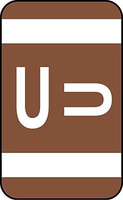 Medical Arts Press® Smead® Compatible Alpha Sheet Labels; U