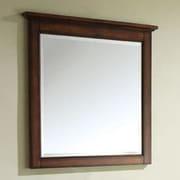 Avanity Tropica Wall Mirror; Antique Brown