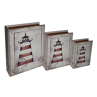 Cheungs Lighthouse Book Box (Set of 3)