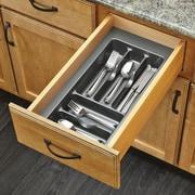 Rev-A-Shelf Glossy Cutlery Organizer Tray