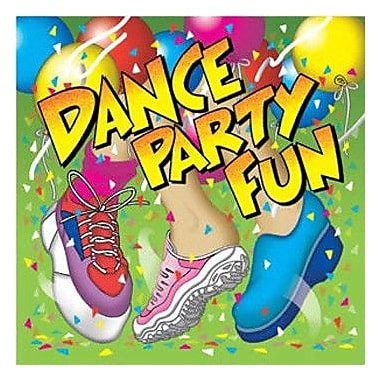 Kimbo Educational Dance Party Fun CD
